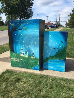 Electrical Box Creations #4 - Jennifer Ball