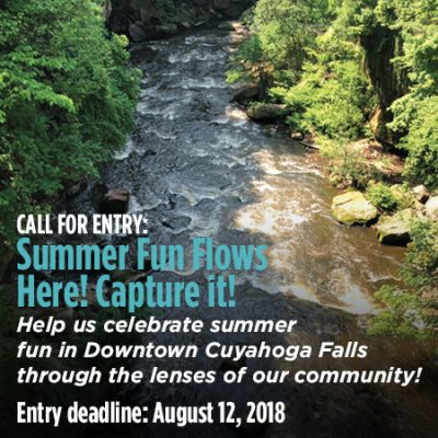 CALL FOR ENTRY: Summer Fun Flows Here! Capture it!