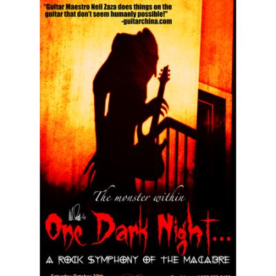 Neil Zaza's One Dark Night: A Rock Symphony of Mac...