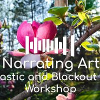 Narrating Art: Ekphrastic and Blackout Poetry