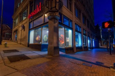 Artist Talks: Curated Storefront and Akron Soul Train
