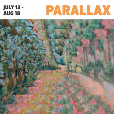Opening Reception for Parallax Contemporary Art Juried Exhibition