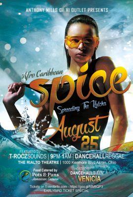 Afro-Caribbean Spice(Spreading The Kulcha)Reggae D...