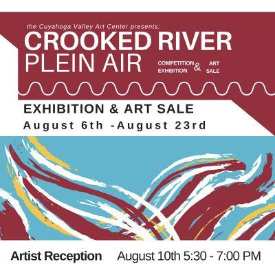 Crooked River Plein Air Exhibition: ARTIST RECEPTION