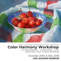 CVAC Color Harmony Workshop with Sharon Borror