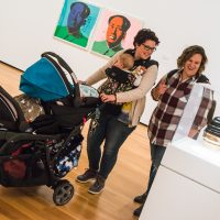 Stroller Tour: Playing It By Ear
