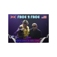Face 2 Face the tribute to Elton John and Billy Joel