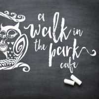 A Walk in the Park Cafe
