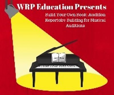Build Your Own Book: Audition Repertoire Class (13+)