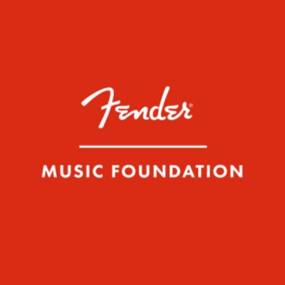 Fender Music Foundation Announces Guitar Donations to Nonprofit Music Instruction Programs