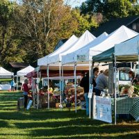 Farmers' Market @ Howe Meadow