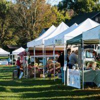 Farmers' Market @ Howe Meadow
