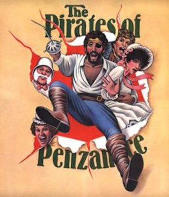 AUDITIONS: Pirates of Penzance