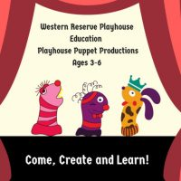 Playhouse Puppet Productions (3-6)