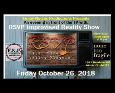 RSVP Inprovised Reality Show