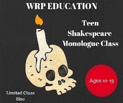 Shakespeare (10-13)