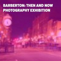 Opening Night for Barberton: Then and Now Photography Exhibition