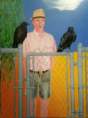 Jeffrey Eason Paintings at Gallery of Framing, LLC...