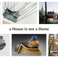 "Exhibiton Reception for ""a House is not a Home"""