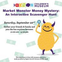 Monster Money Mystery: An Interactive Scavenger Hunt