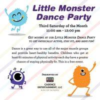 Little Monster Dance Party
