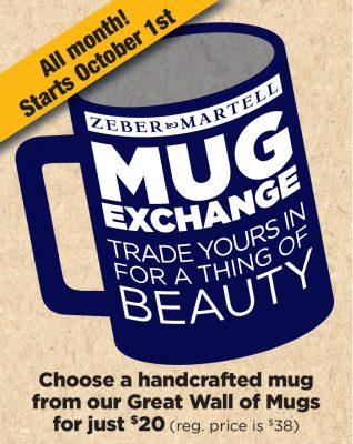Ugly Mug Exchange