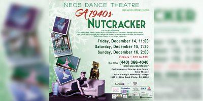 A 1940s Nutcracker Neos Dance Theatre in Elyria