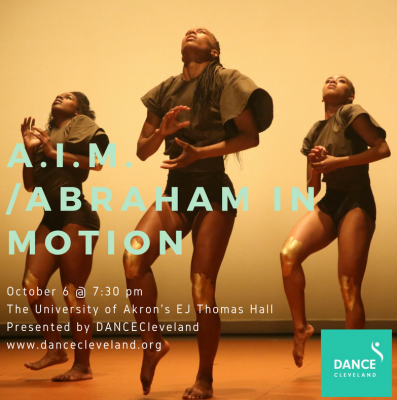 Abraham.In.Motion / A.I.M. (Modern Dance Performance)