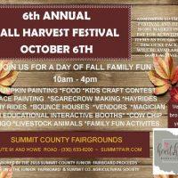 6th Annual Fall Harvest Festival