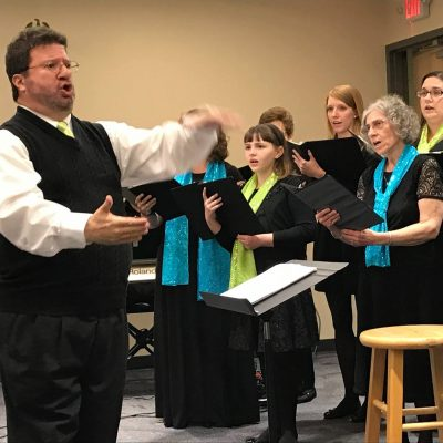 AUDITIONS: Recruiting New Choral Members!