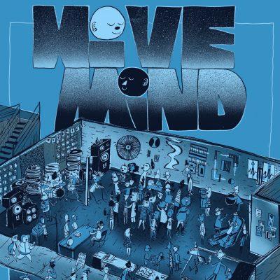 Kal Marks/Modem/Godhead at Hive Mind