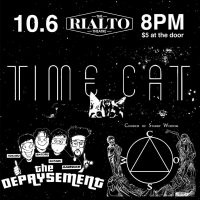 Time Cat / The Depaysement / Church of Starry Wisdom