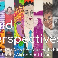 Fluid Perspectives: LGBT Akron Arts Fest Juried Exhibition