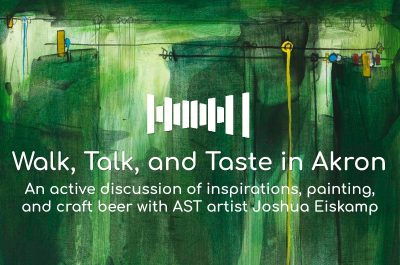 Walk, Talk, and Taste in Akron