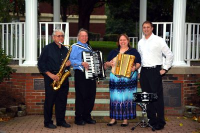 Slovenian button box polka concert featuring Patty C & the Guys