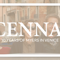 Decennalia: 10 Years of Myers in Venice