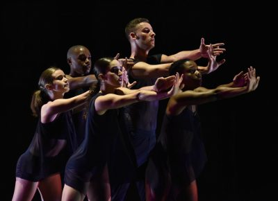 GroundWorks DanceTheater at Allen Theatre