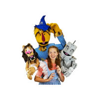 Mad Cap Puppets present The Wonderful Wizard of Oz