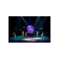 Cirque Ziva featuring the Golden Dragon Acrobats