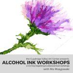 Alcohol Ink Workshops