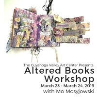 CVAC: Altered Books Workshop