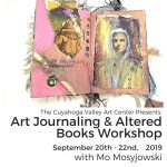 CVAC: Art Journaling and/or Altered Books