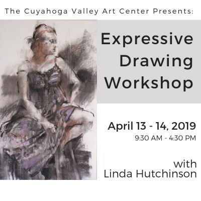 Expressive Drawing with Linda Hutchinson