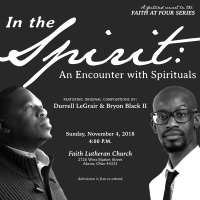 IN THE SPIRIT! An Encounter With Spirituals