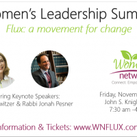 Women's Leadership Summit, FLUX: a Movement for Change