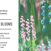 Boats and Blooms: Art Show Opening Reception