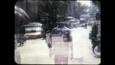 Bodies in Space. Experimental 16mm cinema by Australian film artists Richard Tuohy & Dianna Barrie
