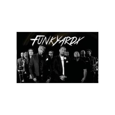 Jazz @ the Civic presents FUNKYARDX