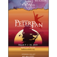 Ballet Excel Ohio presents Peter Pan and Symphonic...