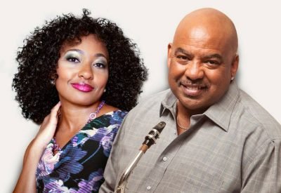 Gerald Albright's Family Christmas with Selina Alb...